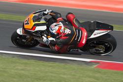 Claudio Corti, Forward Racing Yamaha