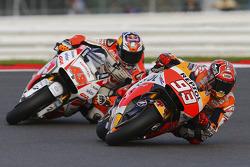 Marc Marquez, Repsol Honda Team en Jack Miller, Team LCR Honda