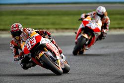 Marc Marquez en Dani Pedrosa, Repsol Honda Team