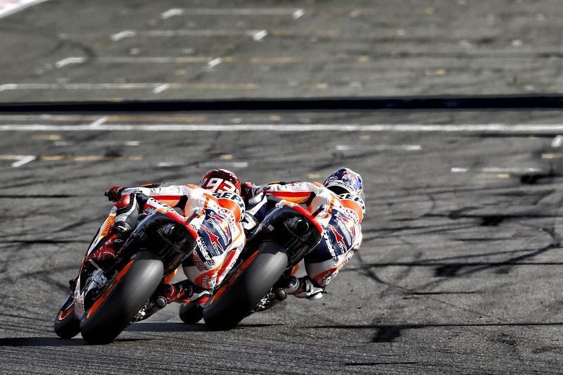 Dani Pedrosa dan Marc Marquez, Repsol Honda Team