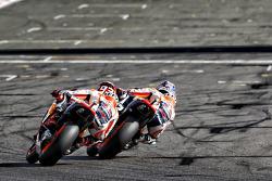 Dani Pedrosa en Marc Marquez, Repsol Honda Team