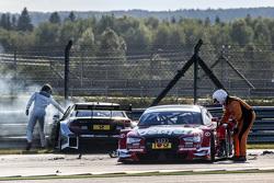 Christian Vietoris, HWA AG Mercedes-AMG C63 DTM y Miguel Molina, Audi Sport Team Abt Audi RS 5 DTM