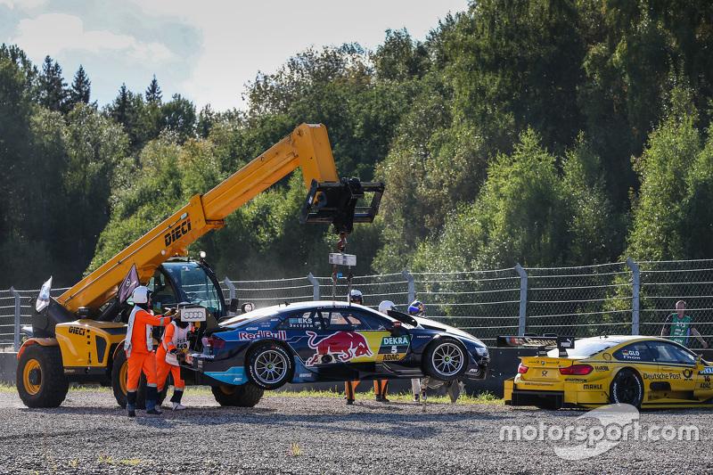 Mobil Mattias Ekström, Audi Sport Team Abt Sportsline, Audi A5 DTM