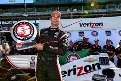 Pole per Will Power, Penske Racing Chevrolet