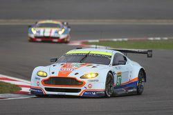 #97 Aston Martin Racing Aston Martin Vantage GTE: Darren Turner, Stefan Mücke, Jonathan Adam