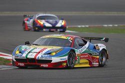 #51 AF Corse Ferrari 458 GTE : Gianmaria Bruni, Toni Vilander