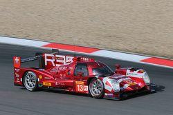 #13 Rebellion Racing Rebellion R-One: Dominik Kraihamer, Daniel Abt, Alexandre Imperatori