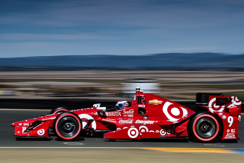 2015: Scott Dixon erobert den Titel im Tie-Break