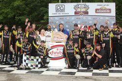El ganador, Paul Menard, Richard Childress Racing Chevrolet