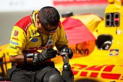 Член команды Andretti Autosport