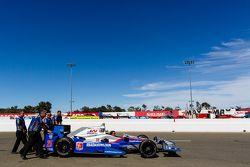 Oriol Servia, Andretti Autosport Honda