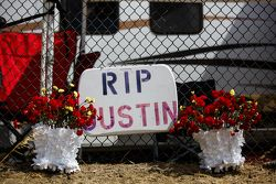 Justin Wilson tribute