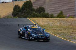 #07 TRG-AMR Aston Martin Vantage GT4: Kris Wilson