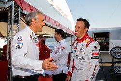 Крис Мик и Дидье Клеман, Citroën World Rally Team