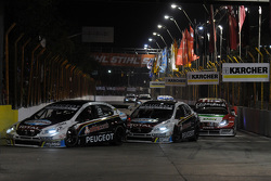 Agustín Canapino, Peugeot Total Argentina, Néstor Girolami, Peugeot Total Argentina, Facundo Ardusso
