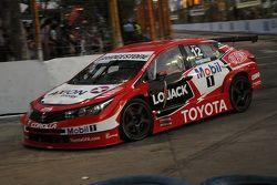 Esteban Guerrieri, Toyota Team Argentina