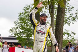 Ganador de la carrera Paul Menard, Richard Childress Racing Chevrolet