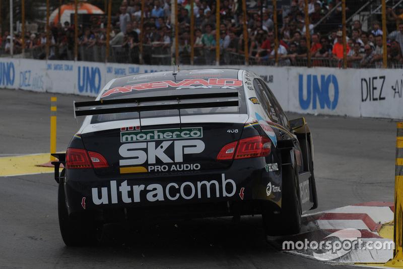 Néstor Girolami, Peugeot Total Argentina