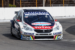 Agustín Canapino, Peugeot Total Argentina