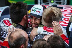 Winnaar Mike Rockenfeller, Audi Sport Team Phoenix Audi RS 5 DTM