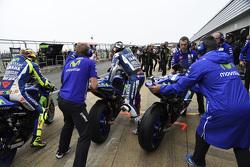 Valentino Rossi e Jorge Lorenzo, Yamaha Factory Racing