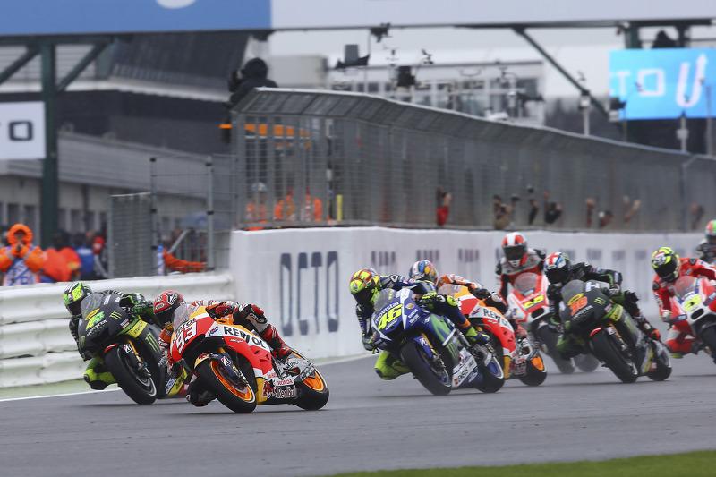 El inicio: Marc Márquez, Repsol Honda Team