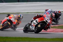 Andrea Dovizioso, Ducati Team e Dani Pedrosa, Repsol Honda Team
