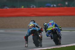 Scott Redding, Marc VDS Racing Honda e Aleix Espargaro, Team Suzuki MotoGP