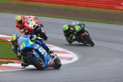 Aleix Espargaro, Team Suzuki MotoGP, Pol Espargaro, Tech 3 Yamaha e Andrea Iannone, Ducati Team