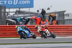Aleix Espargaro, Team Suzuki MotoGP e Andrea Iannone, Ducati Team