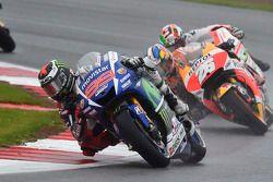 Хорхе Лоренсо, Yamaha Factory Racing и Дани Педроса, Repsol Hond Team