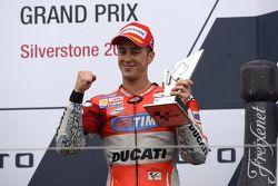 Третье место - Андреа Довициозо, Ducati Team