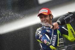 Kazanan Valentino Rossi, Yamaha Fabrika Takımı
