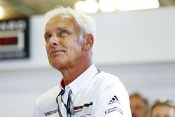 Matthias Müller, directivo de Porsche AG