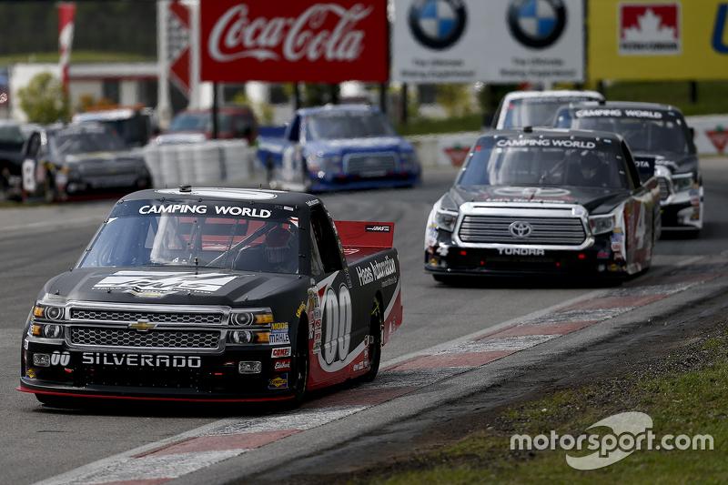 Коул Кастер, Jr Motorsports Chevrolet