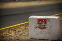 IndyCar braking markers