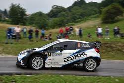 Efrem Bianco, Ford Fiesta 1.6 Turbo S2000 #8