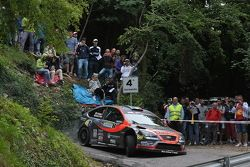 Elwis Chentre, Ford Focus Rs WRC #1