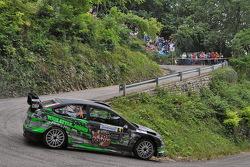 Paolo Porro, Ford Focus WRC #4