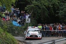Manuel Sossella, Ford Fiesta WRC #3