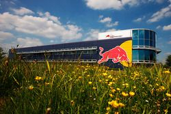 Le simulateur Red Bull Racing