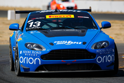 #13 TRG-AMR Aston Martin Vantage GT4: Peter Ludwig