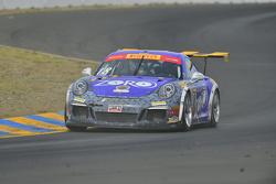 #18 TruSpeed Autosport Porsche 911 GT3 Cup: Brett Sandberg