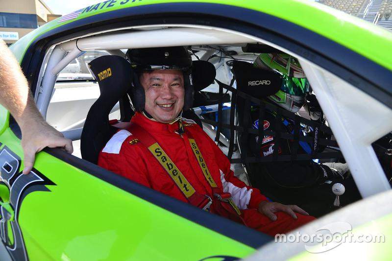 Фотограф Motorsport.com Девід Йов їде разом з Натаном Стейсі