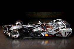 Voorstel toekomstig ontwerp 2035 IndyCar, van Wekoworks