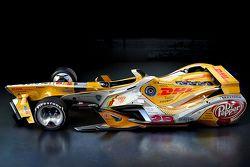 Возможный дизайн машин Indycar в 2035 году