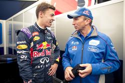 Даниил Квят, Red Bull Racing и Владимир Чагин