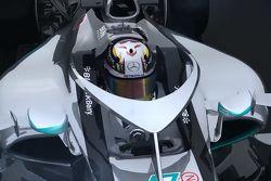 FIA test gesloten cockpit