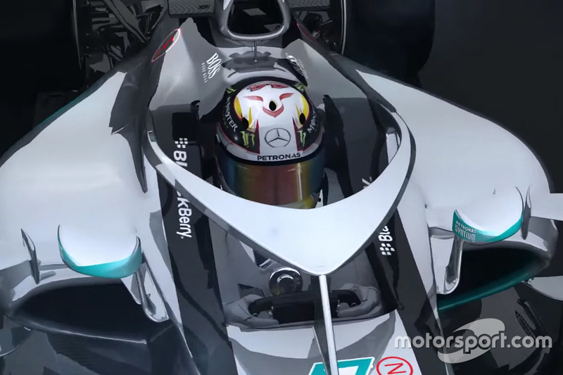 Mercedes-Vorschlag: Halo