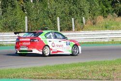 Максим Белоцкий, Honda